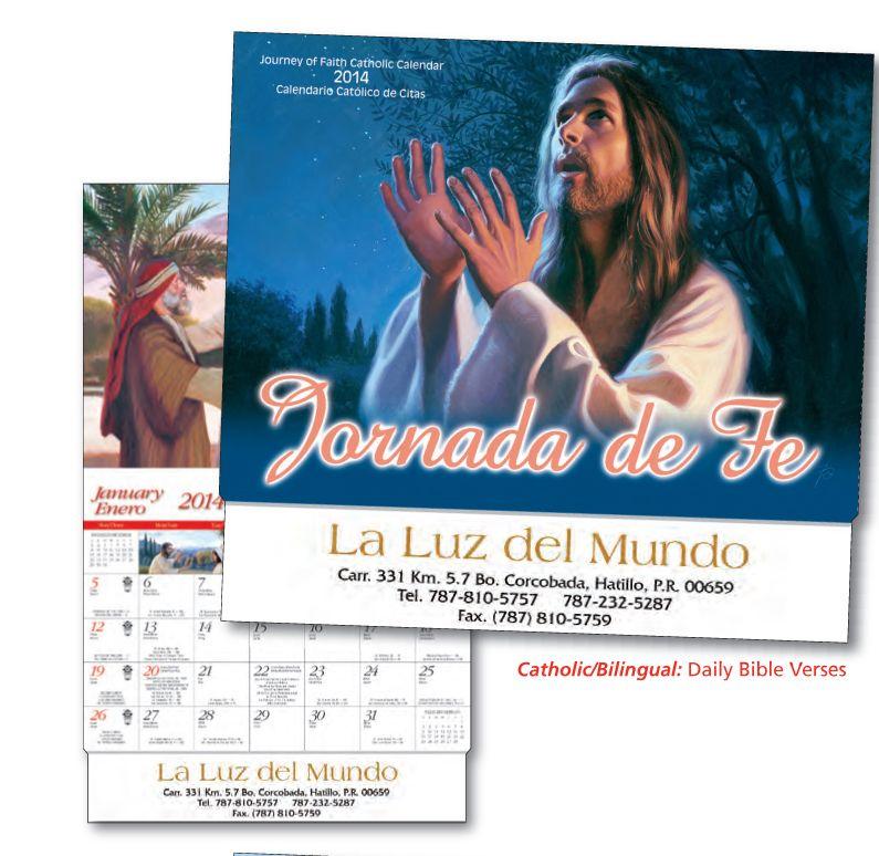 Spanish Christian Calendar